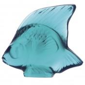 Fish Sculpture, Turquoise