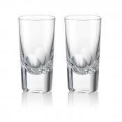 Set/2 Vodka (Shot) Glasses, 10 cm