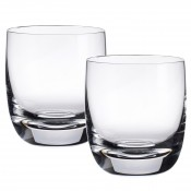 Set/2 Blended Scotch Tumblers, 9cm, 250ml - No.1