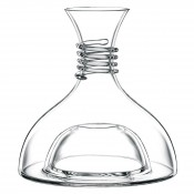 Red & White Decanter, 22.5cm, 1L