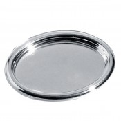 Polished Oval Tray 46 cm