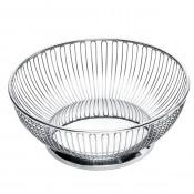 Round Wire Basket 24.5 cm