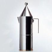 La Conica - Espresso Coffee Maker, 28.5cm, 300ml (6 Cups) - Large