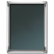 "Shell - Silver Plate Photo/Picture Frame, 20x25cm (8""x10"")"