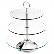 3-Tiered Fruit Bowl, 40cm