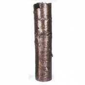 Bark Large Oxidized Vase, 58.5cm
