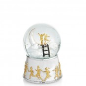 Reach for the Moon Snow Globe