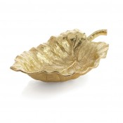 Large Elephant Ear Serving Bowl, 52.5x33cm