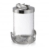 Medium Glass Canister, 23.5cm