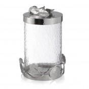 Medium Glass Canister, 23.5cm