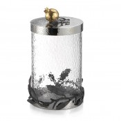 Medium Glass Canister, 25cm