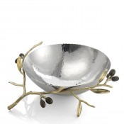 Medium Serving Bowl, 20.5cm - Gold