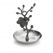 Black Orchid Ring Catcher, 14cm