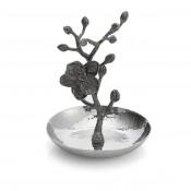 Black Orchid Ring Catcher, 14cm