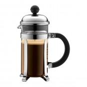 Chambord - Coffee Maker/Press, 19cm, 350ml, 3 cups - Shiny