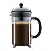 Chambord - Coffee Maker/Press, 25cm, 1.5L, 12 cups - Shiny