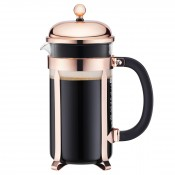 Chambord - Coffee Maker/Press, 24.5cm, 1L, 8 cups - Copper