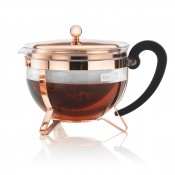 Chambord - Teapot, 18cm, 1.5L, 6 Cups - Copper
