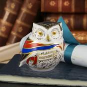 Wise Owl, 7.5cm