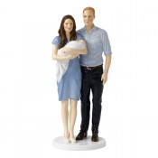 Royal Baby Figurine, 22cm - Limited Edition of 4,000