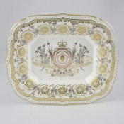 Longest Reigning Monarch Commemorative Sweet Tray, 16.5x13.5cm
