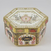 Longest Reigning Monarch Keepsake Box, 6cm
