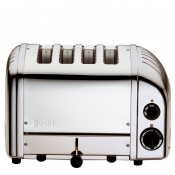 4 Slot NewGen Toaster - Polished Chrome