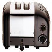 2 Slot NewGen Toaster - Black