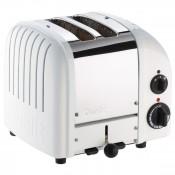 2 Slot NewGen Toaster - White