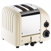 2 Slot NewGen Toaster - Canvas White
