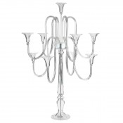 9-Arm/Lights Candelabra, 100cm