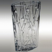 Labyrinth Vase, 40cm