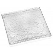 Clear Plate, 31 cm