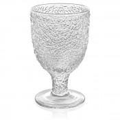 Clear Goblet, 14cm