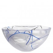 Decorative Bowl, 35cm - White