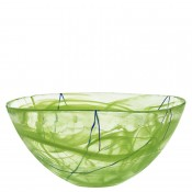 Decorative Bowl, 35cm - Lime