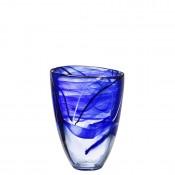 Vase, 20.5cm - Blue