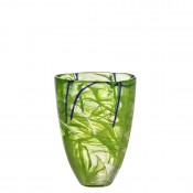 Vase, 20.5cm - Lime