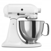 Artisan Series Tilt-Head Stand Mixer, 5-Quarts - White