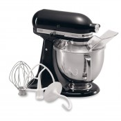 Artisan Series Tilt-Head Stand Mixer, 5-Quarts - Black