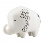 Elephant Bank, 19cm