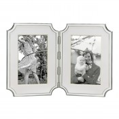 "Hinged Double Frame, 10x15cm (4""x6"")"