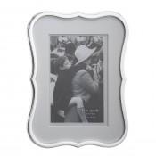 "Silver Plate Frame, 10x15cm (4""x6"")"