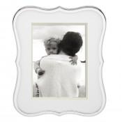 "Silver Plate Frame, 13x18cm (5""x7"")"