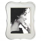 "Silver Plate Frame, 20x25cm (8""x10"")"