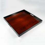 Large Square Serving Tray, 56x56cm