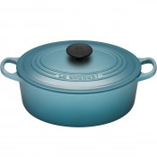 Oval French Oven 4.7L