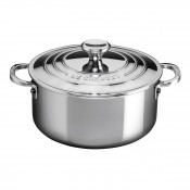 Casserole with Lid, 3L