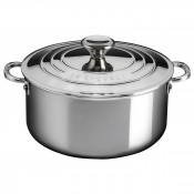 Casserole with Lid, 5.2L