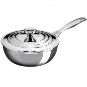 Saucier/Chef's Pan with Lid, 1.9L